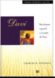 Livro Davi Heróis da Fé