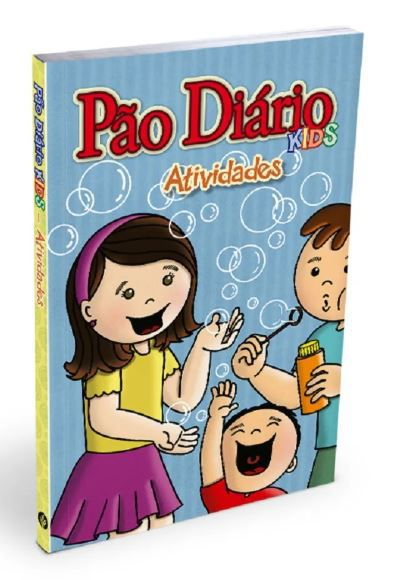 Livro de Atividades Pão Diário Kids