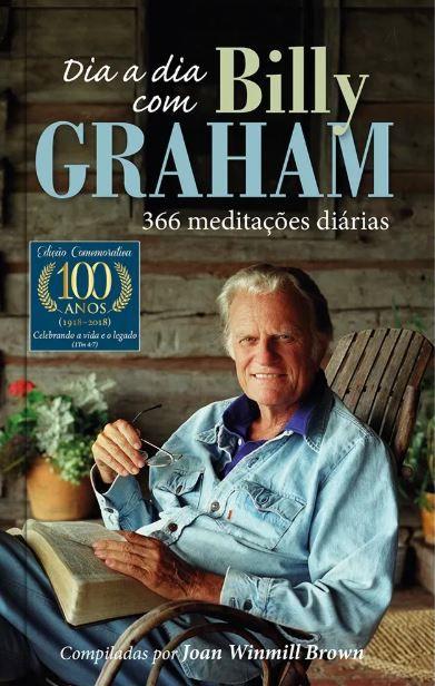 Dia a Dia com Billy Graham| Capa Brochura