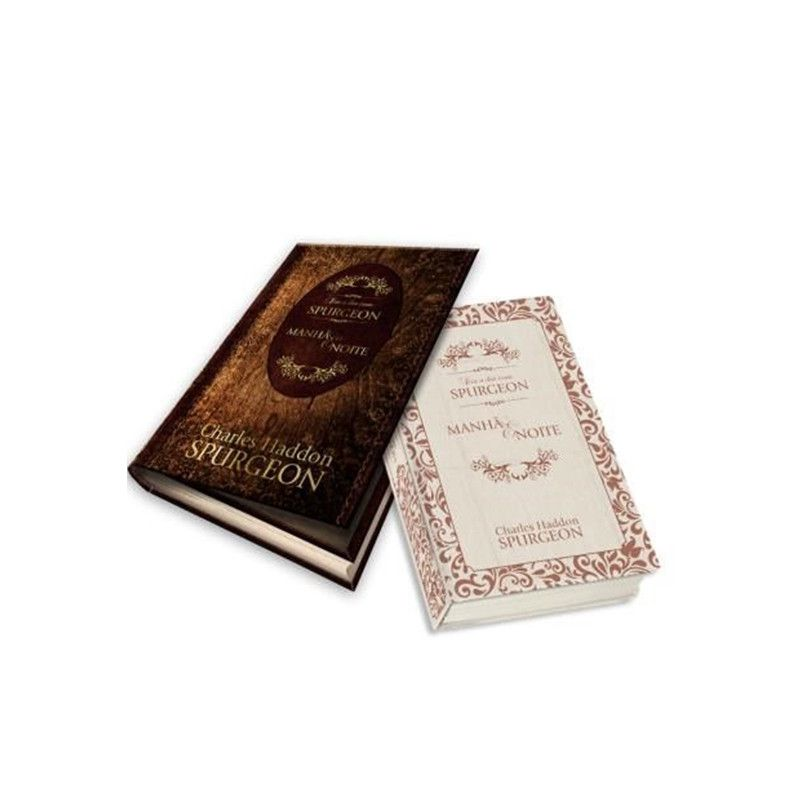 Livro Dia a Dia com Spurgeon Edição Presente