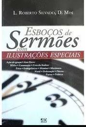 Livro Esboços de Sermões com Ilustrações Especiais