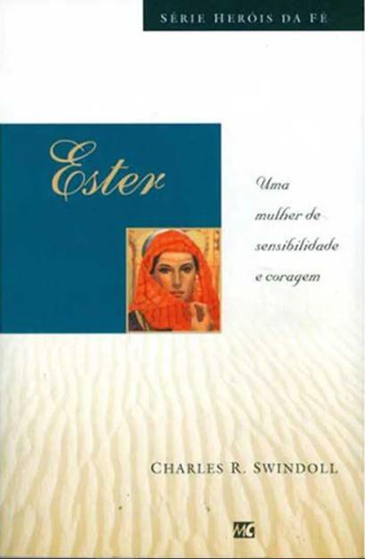Livro Ester Heróis da Fé