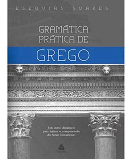 Livro Gramática Prática de Grego
