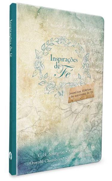 Livro Inspirações de Fé