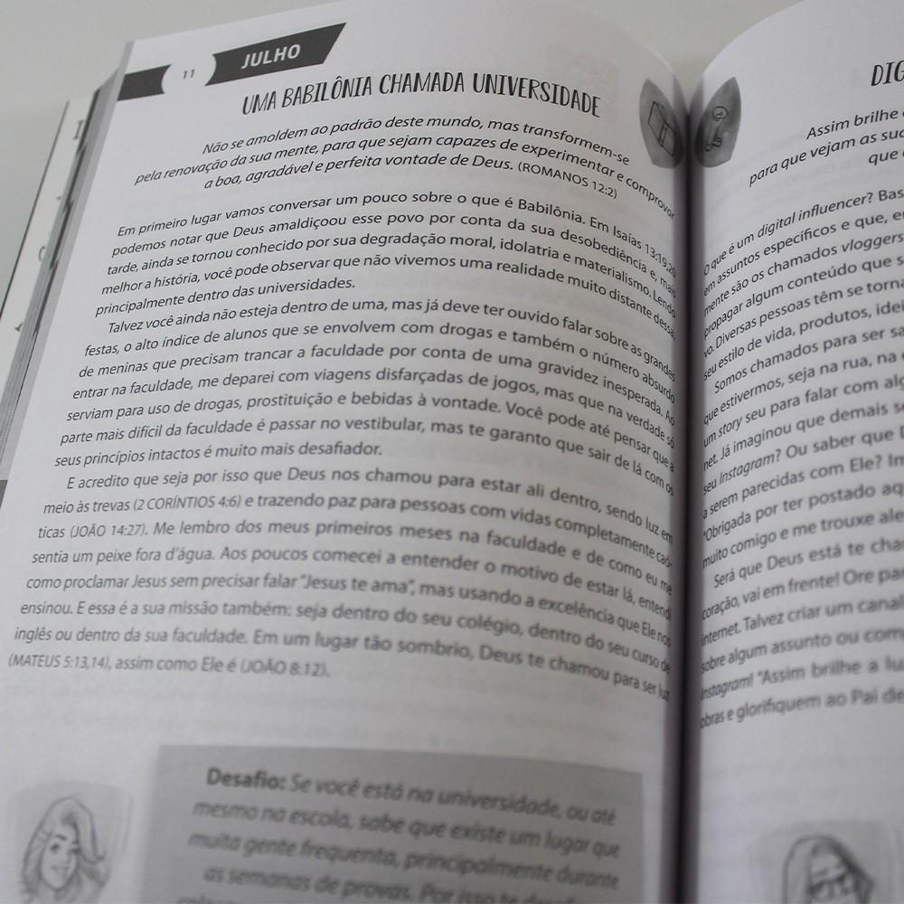 Livro Intencionais | 365 Ideias