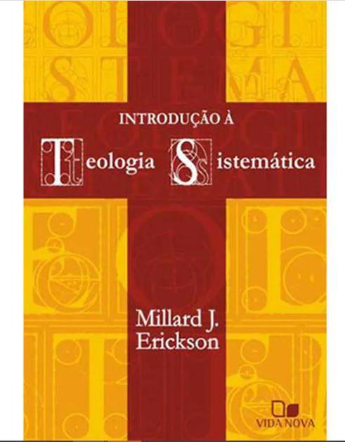 Livro Introdução à Teologia Sistemática