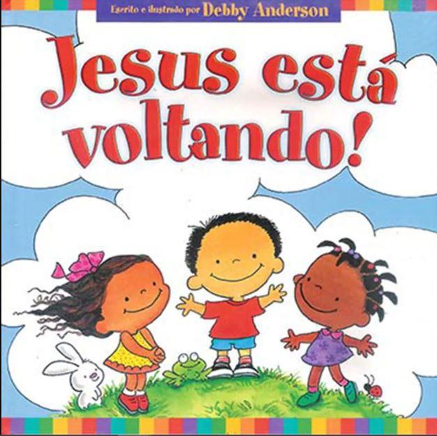 Livro Jesus está voltando