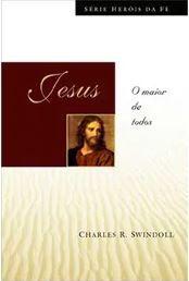 Livro Jesus Heróis da Fé