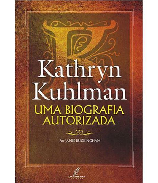Livro Kathryn Kuhlman - Uma Biografia Autorizada