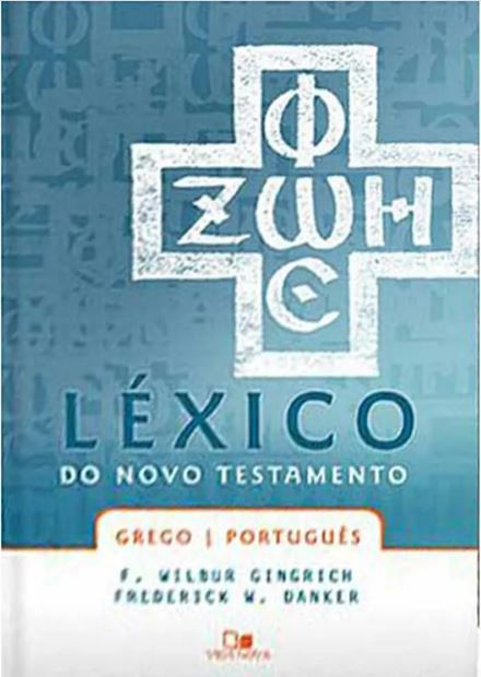 Livro Léxico do Novo Testamento Grego Português