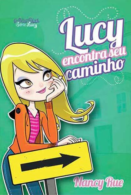 Livro Lucy Encontra seu Caminho