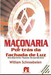 Livro Maçonaria, Por Trás da Fachada de Luz