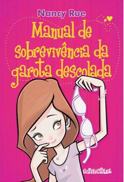 Livro Manual de sobrevivência da garota descolada