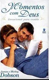 Livro Momentos com Deus Devocional para casais