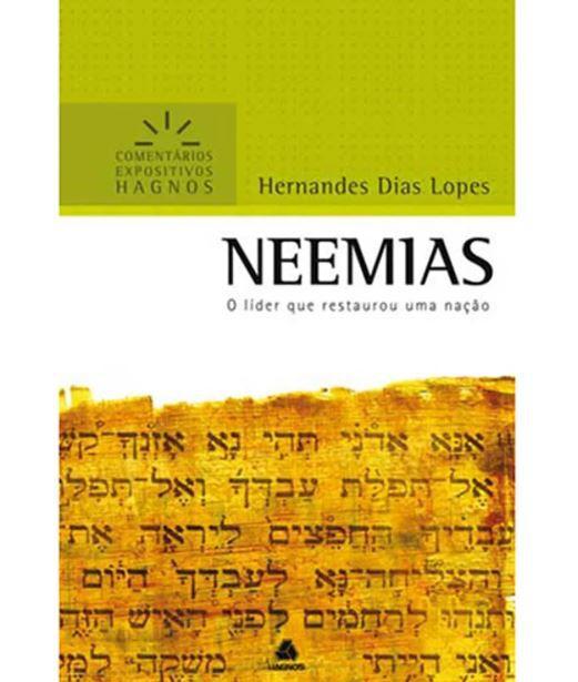 Livro Neemias Comentário Expositivo