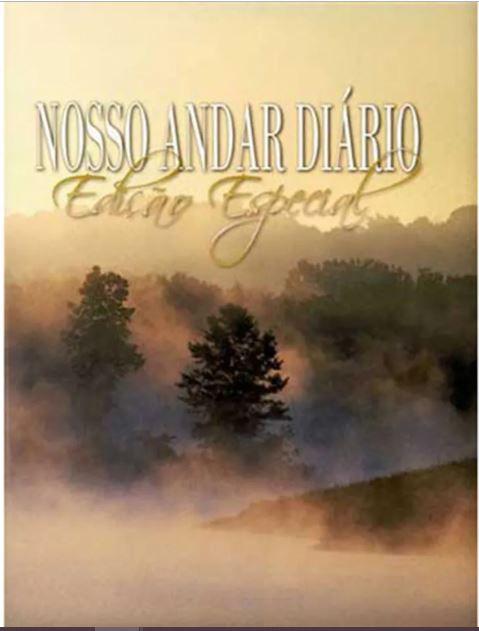 Livro Nosso Andar Diário Edição Especial Capa Dura