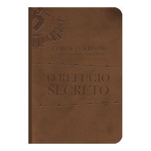 Livro O Refúgio Secreto Edição Luxo