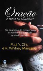 Livro Oração A Chave do Avivamento