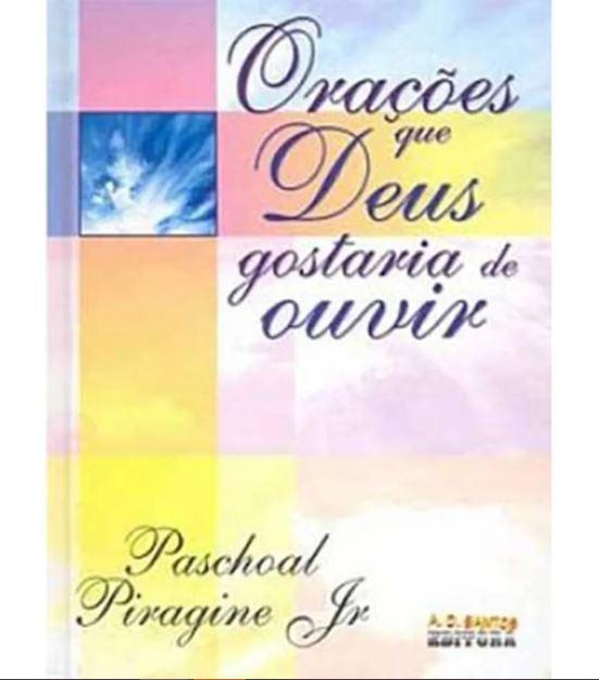 Livro Orações que Deus gostaria de ouvir