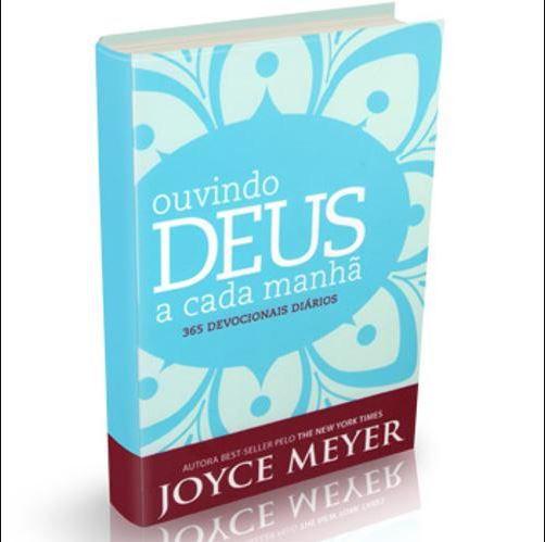 Livro Ouvindo Deus a Cada Manhã