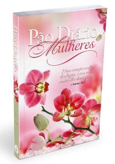 Livro Pão Diário Mulheres Meu Cântico
