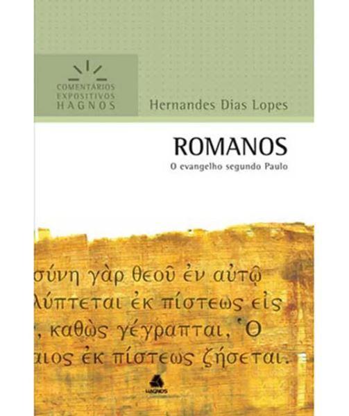 Livro Romanos Comentário Expositivo
