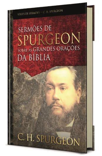 Livro Sermões de Spurgeon
