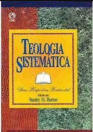 Livro Teologia Sistemática de Stanley M. Horton