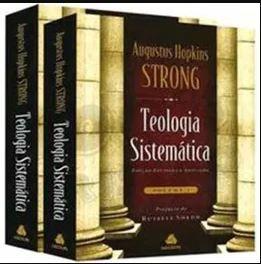 Livro Teologia Sistemática de Strong volumes 1 e 2