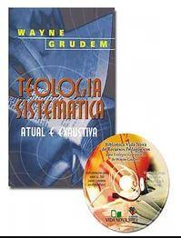 Livro Teologia Sistemática de Wayne Grudem