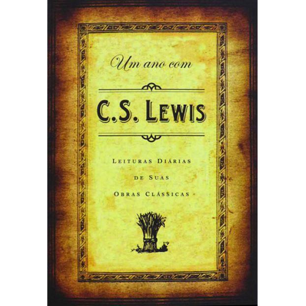 Livro Um Ano com C.S. Lewis