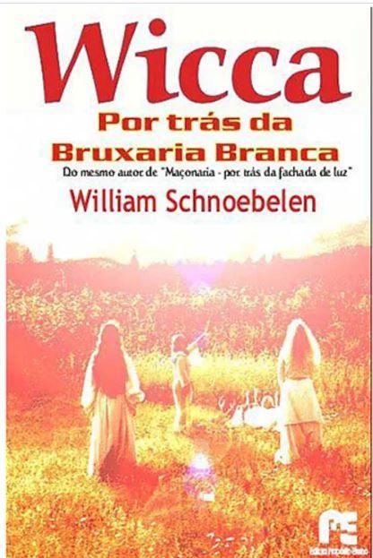 Livro Wicca - Por trás da bruxaria branca