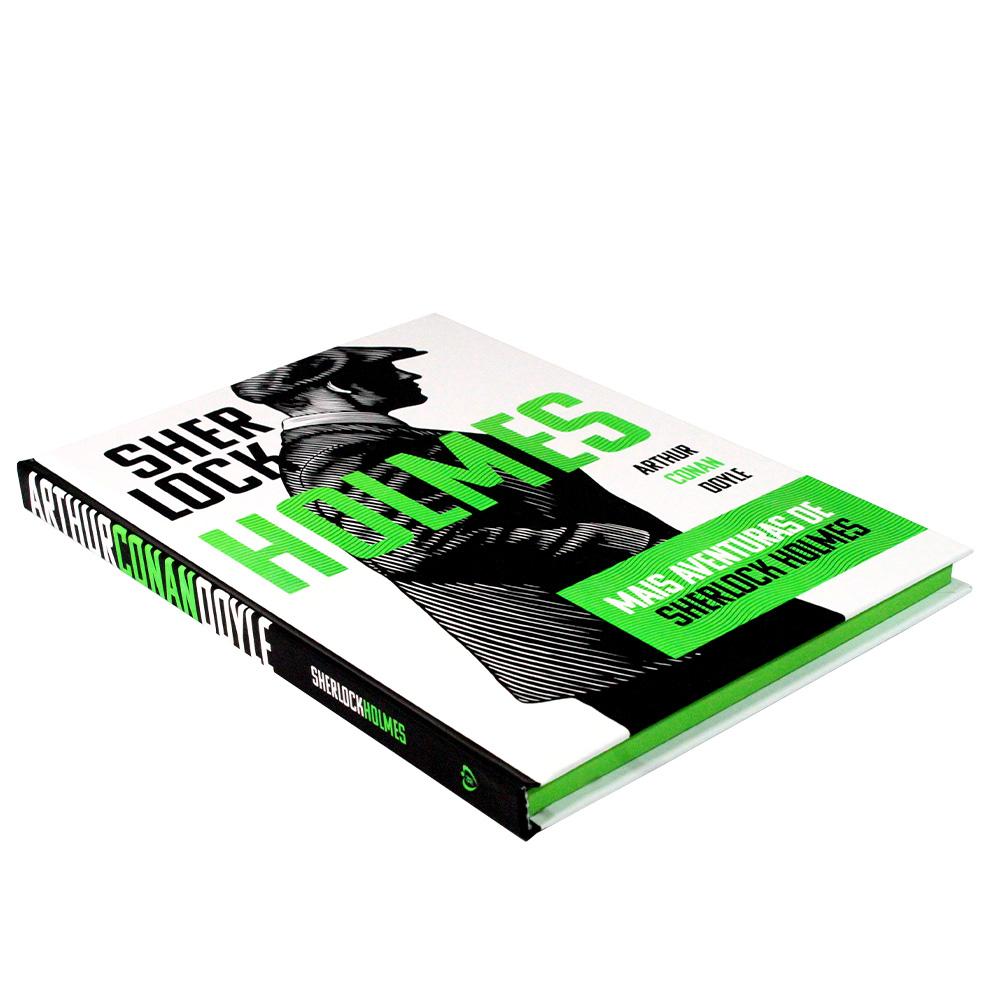 Mais Aventuras De Sherlock Holmes | Capa Dura
