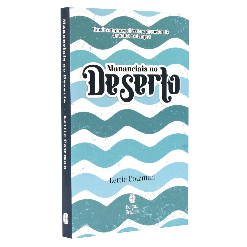 Mananciais no Deserto | Azul | Lettie Cowman