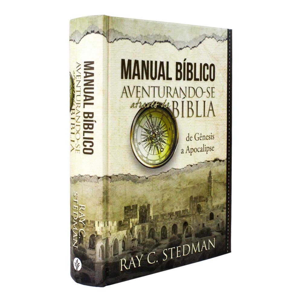 Manual Bíblico | Aventurando-se Através da Bíblia | Ray C. Stedman
