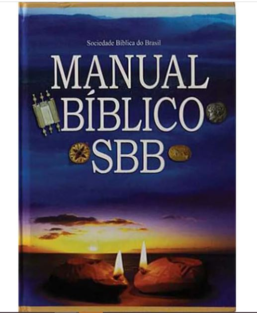 Manual Bíblico | SBB | Capa Semiflexivel