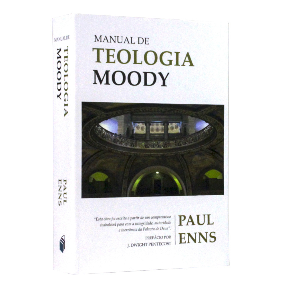 Manual de Teologia Moody | Paul Enns
