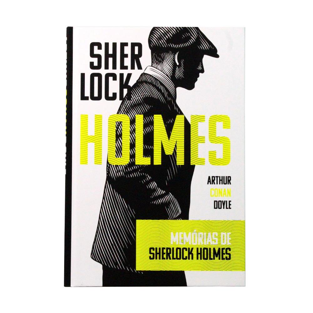 Memórias de Sherlock Holmes | Capa Dura