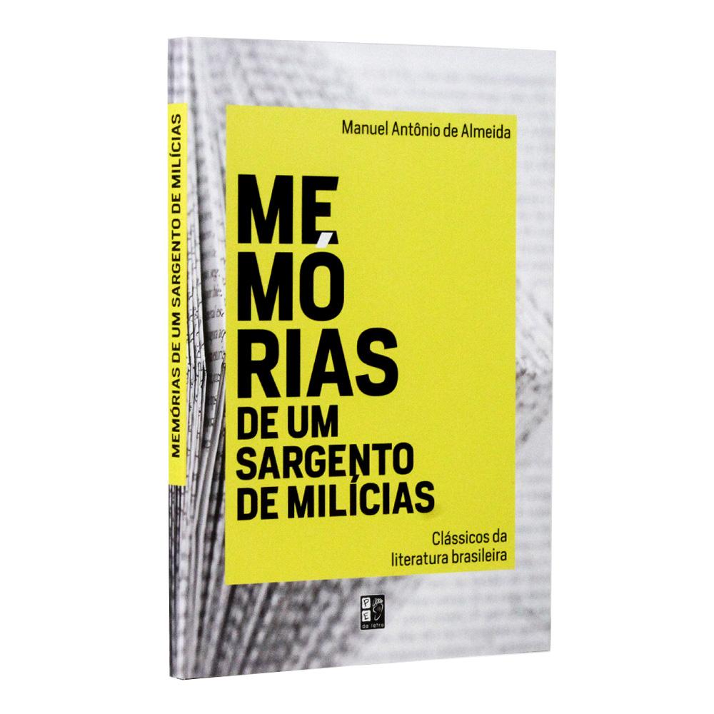 Memórias De Um Sargento De Milícias | Manuel Antônio De Almeida | Pé Da Letra