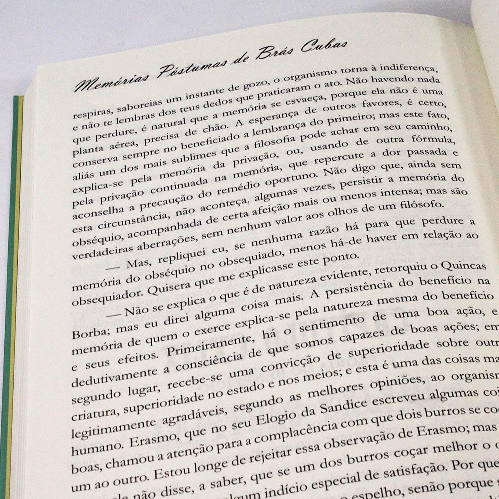 Memórias Póstumas de Brás Cubas | Machado de Assis | LFC