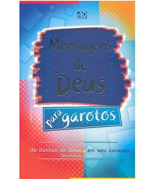 Mensagens de Deus para Garotos