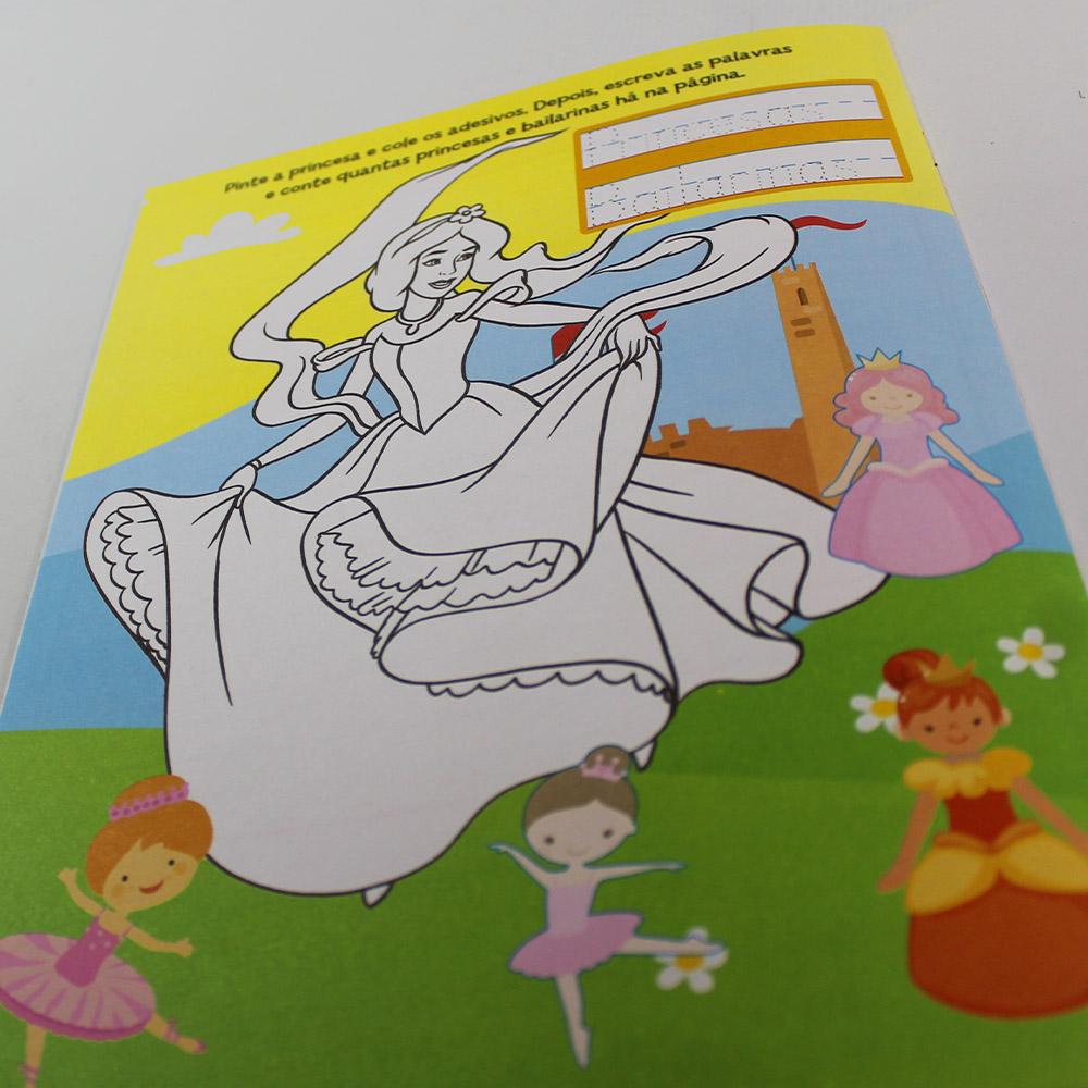 Meu Livro de Atividades - Alfabeto