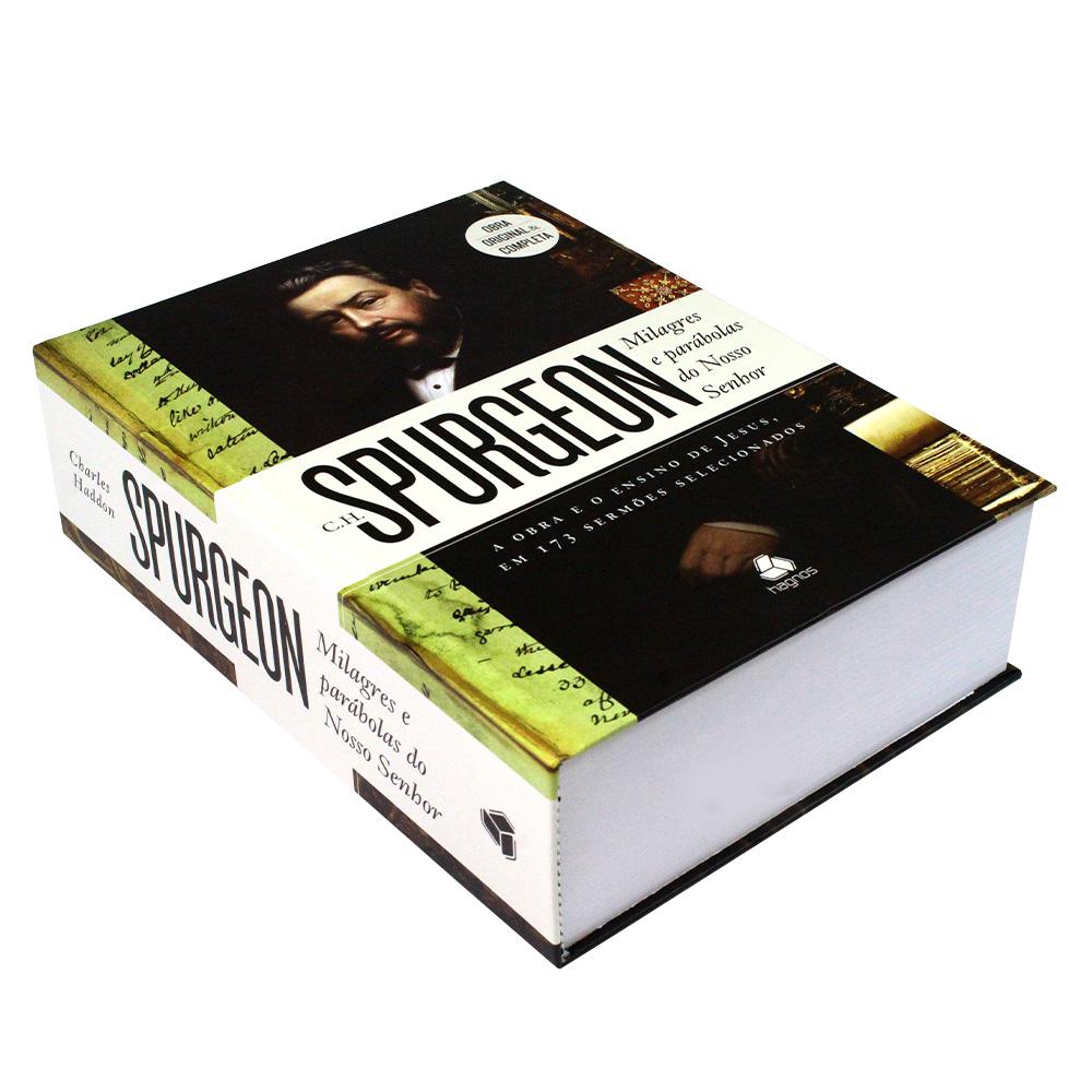 Milagres e Parábolas do Nosso Senhor | Charles H. Spurgeon