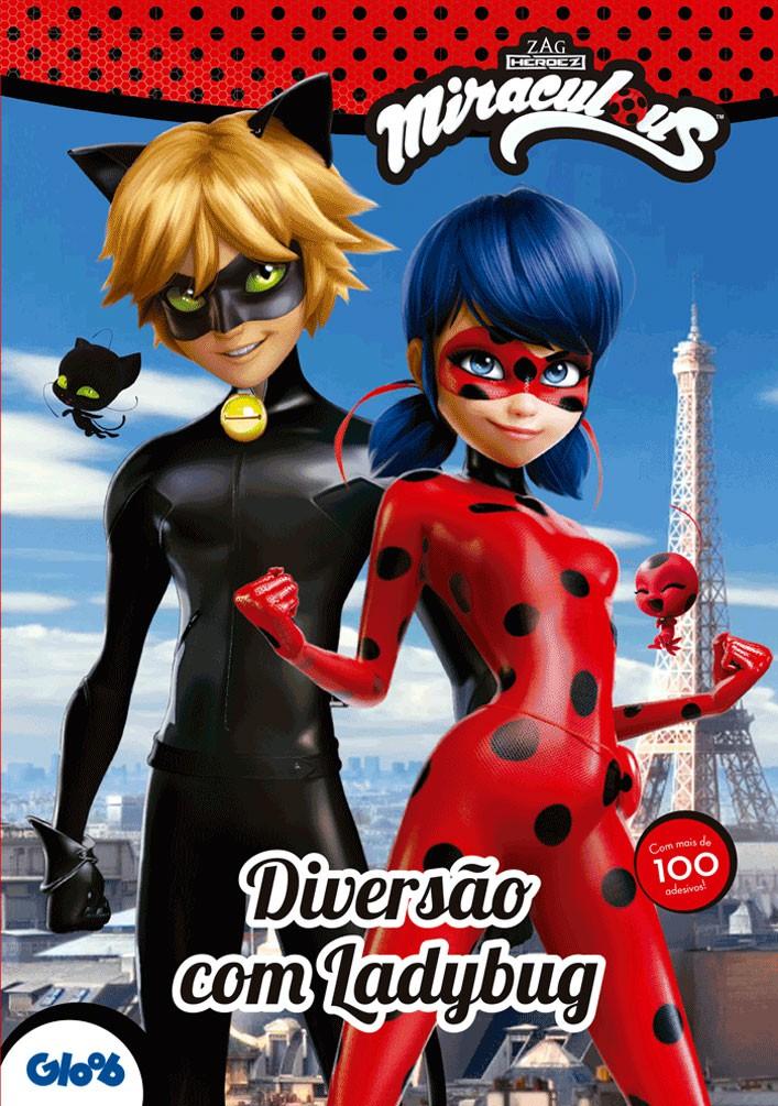 Miraculous - Diversão com Ladybug