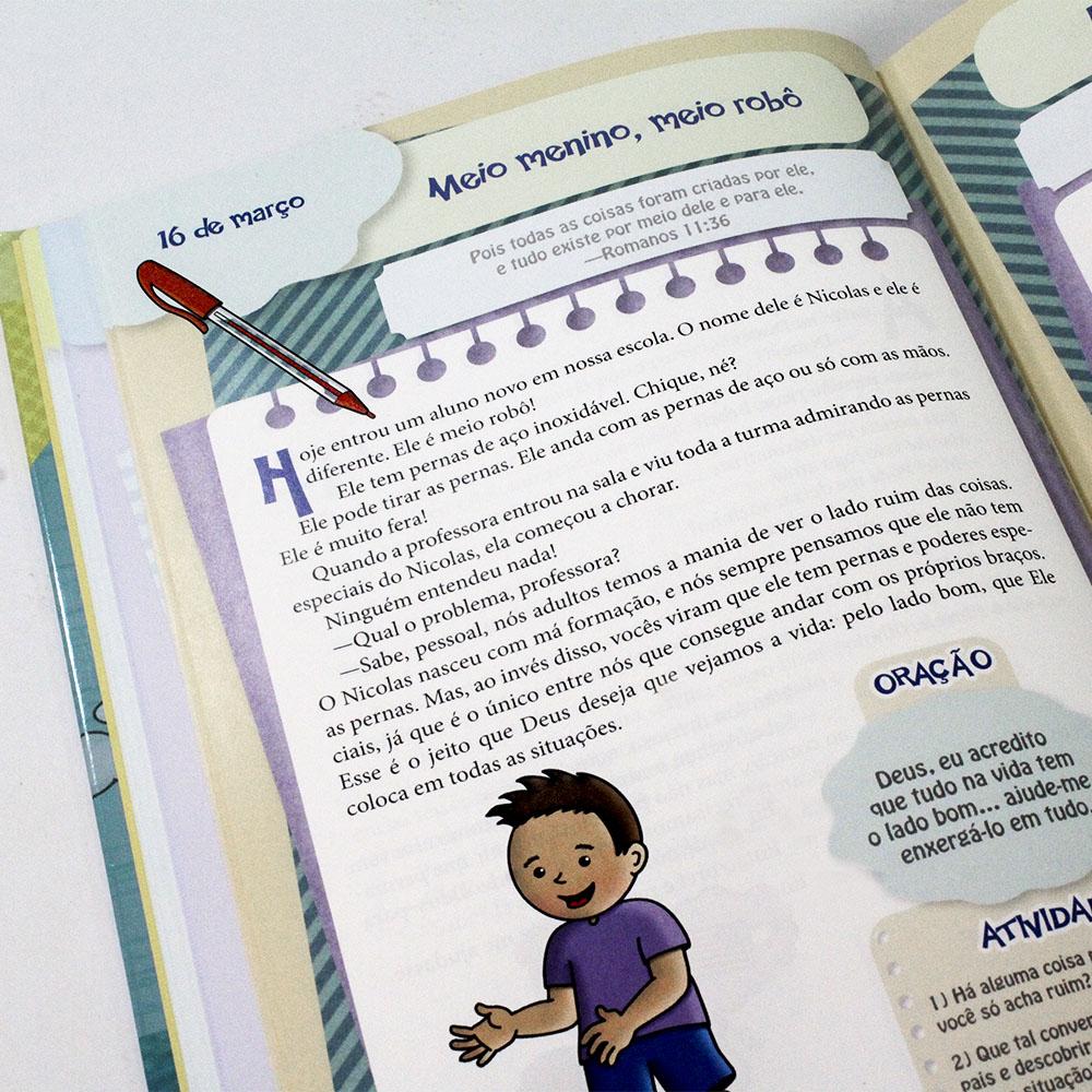 Novo Pão Diário Kids | Capa Dura