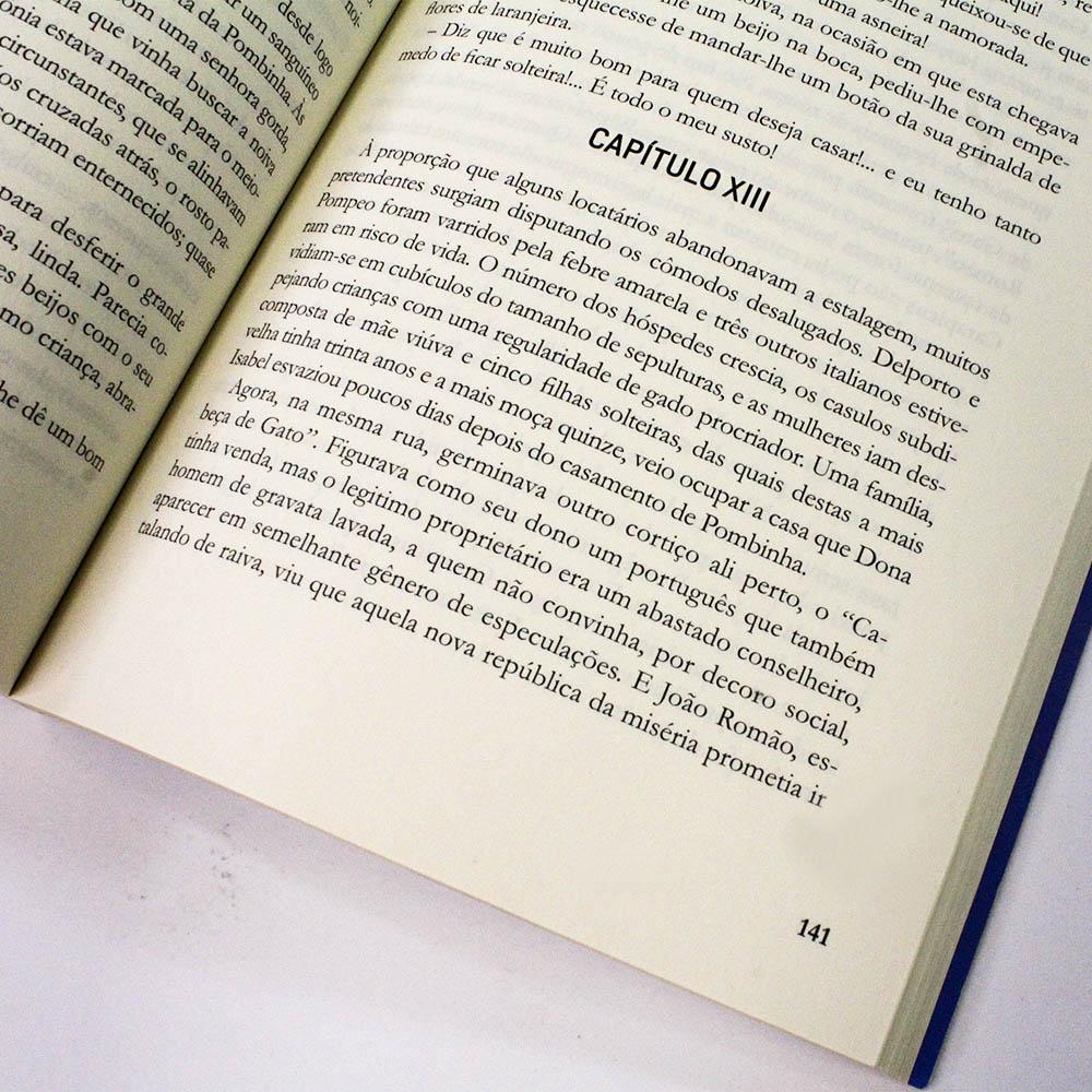 O Cortiço | Aluísio Azevedo | Pé Da Letra