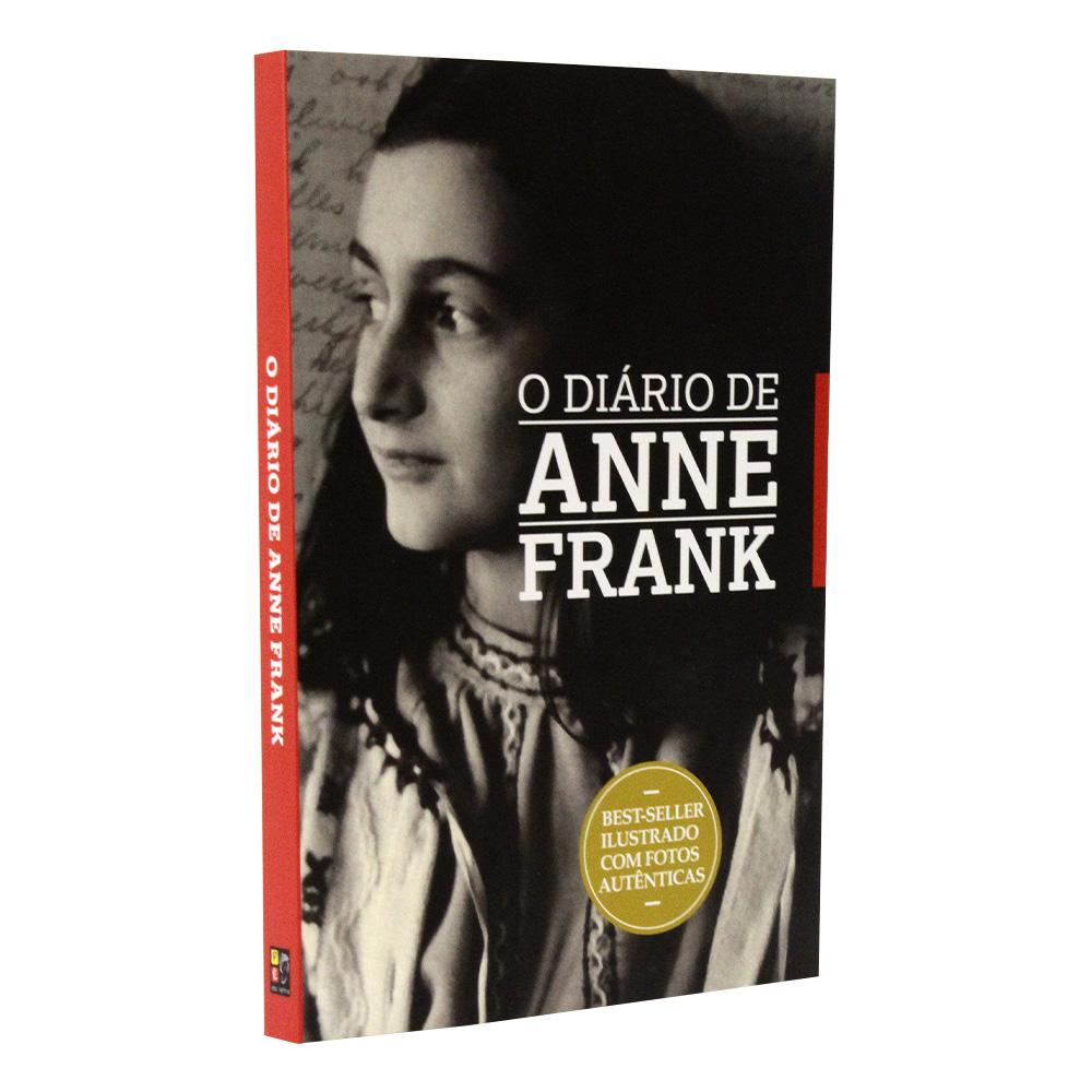 O Diário de Anne Frank - Pé da Letra - Brochura