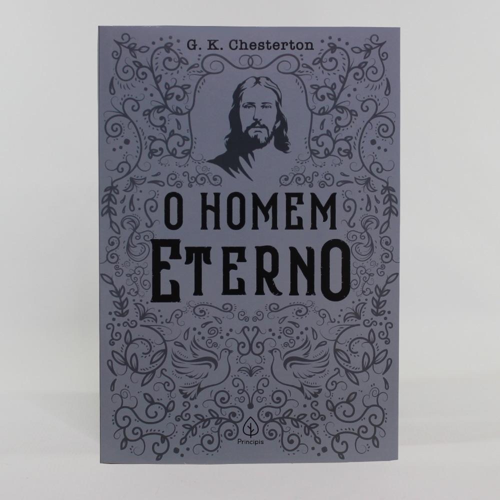 O Homem Eterno | G. K. Chesterton | Ciranda
