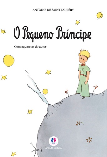 O Pequeno Príncipe - Brochura