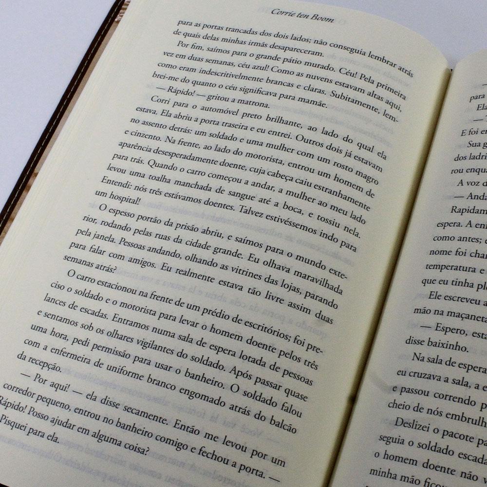 O Refúgio Secreto | Edição Luxo | Corrie Ten Boom